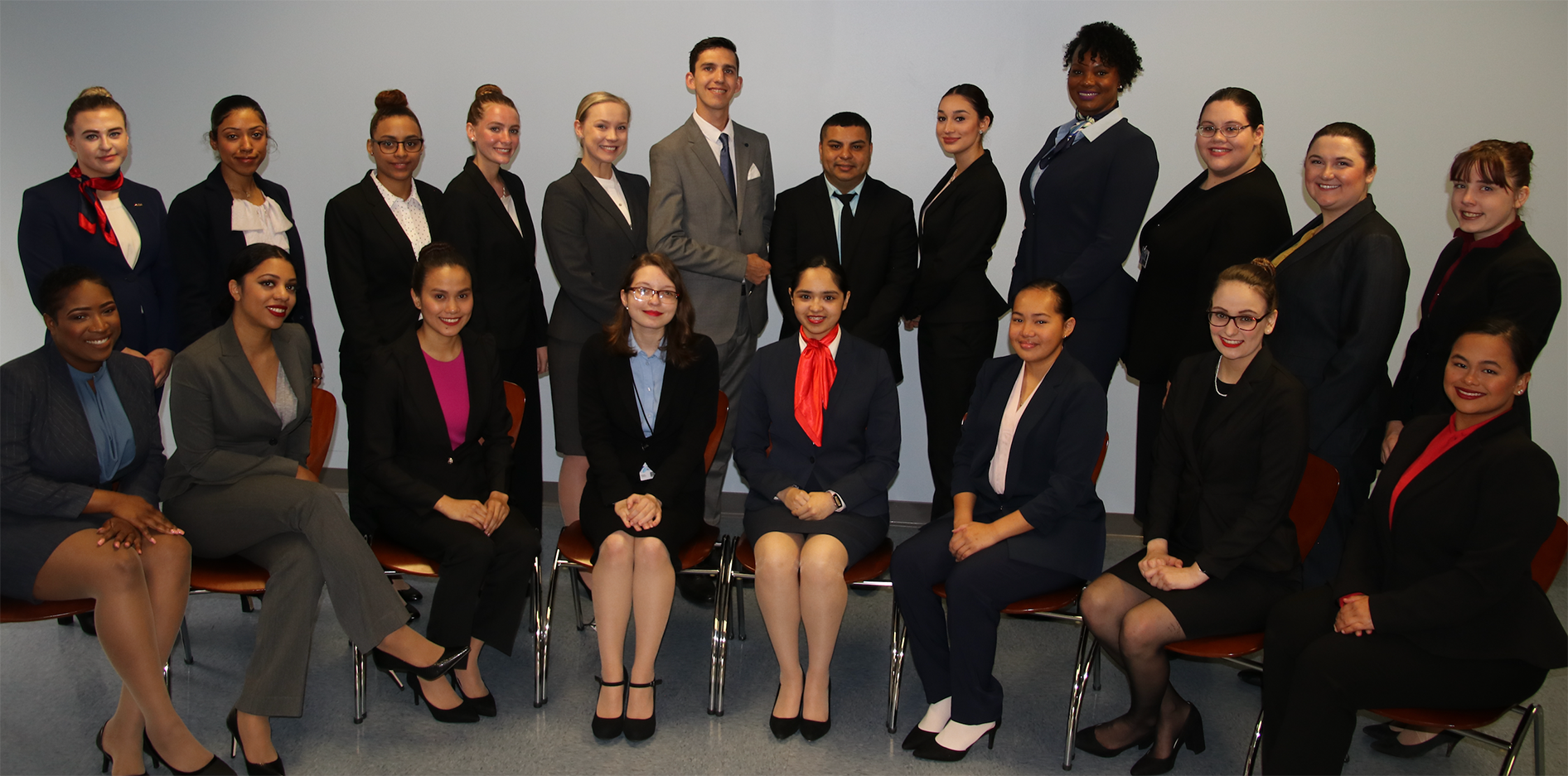 Unsure what to wear to a flight attendant interview? Get